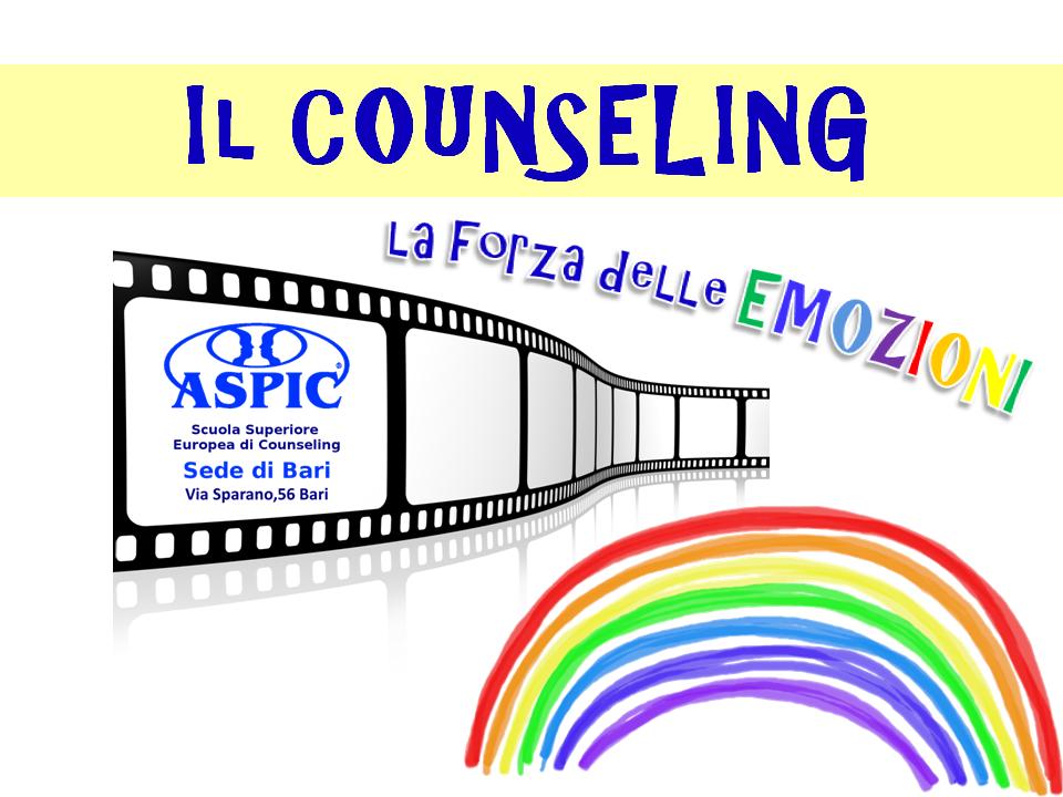 Il counseling e le EMOZIONI