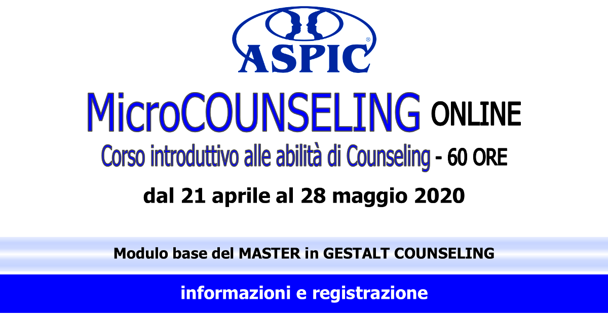 microcounseling online