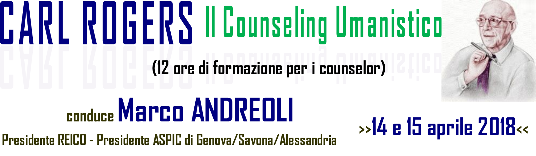 Il Counseling Umanistico2018